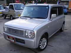 新潟県の中古車ならアルトラパン X 4WD キーレス シートヒーター CD MD