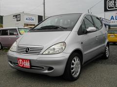 新潟県の中古車ならM・ベンツ A160 エレガンスロング