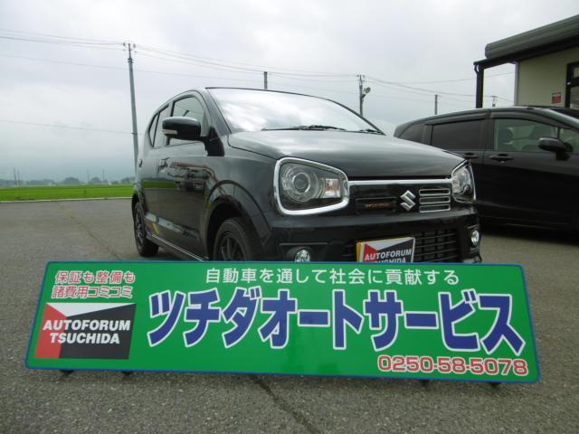 スズキ 新型 ターボ 4WD 5速マニュアル