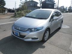 新潟県の中古車ならインサイト G ABS ナビ TV CD
