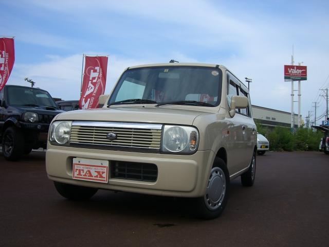 スズキ GセレクションII 4WD