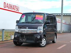 新潟県の中古車ならエブリイワゴン PZターボ 4WD ディスチャージ付