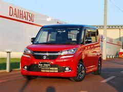 新潟県の中古車ならソリオバンディット ハイブリッドMV 4WD 純正ナビTV Dカメラブレーキ