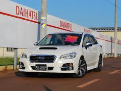 新潟県の中古車ならレヴォーグ 1.6GTアイサイト 4WD 新品ナビTV 本革シート