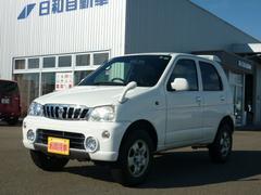 新潟県の中古車ならテリオスキッド L4WD CD フォグ 電動ミラー キーレス