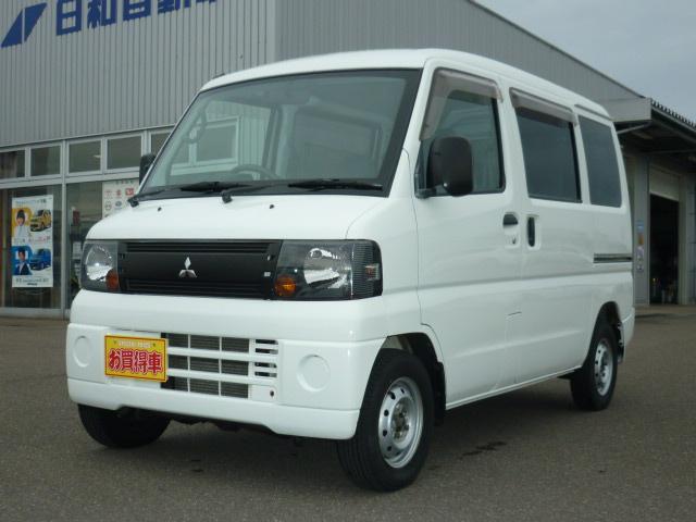 三菱 CDハイルーフ パートタイム4WD