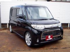 新潟県の中古車ならタント カスタムRS 4WD パワースライドドア HID