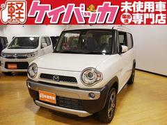 新潟県の中古車ならフレアクロスオーバー XS 4WD 届出済未使用車 レーダーブレーキサポート