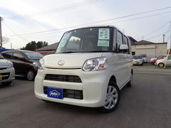 新潟県の中古車ならタント L 4WD 届出済未使用車