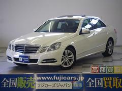 新潟県の中古車ならM・ベンツ E350 4マチック アバンギャルド 本革 サンルーフ
