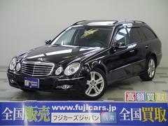 新潟県の中古車ならM・ベンツ E350 4マチック アバンギャルド 黒革 サンルーフ