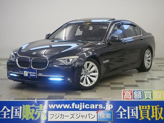 BMW 7シリーズ アクティブハイブリッド7 サンルーフ コンフォ...