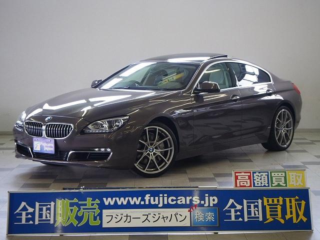BMW 6シリーズ 640iグランクーペ コンフォートP サンルー...