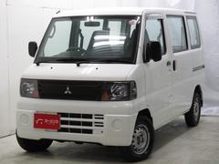 新潟県の中古車ならミニキャブバン CD4WD 自社買取車 ルームクリーニング済み