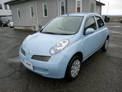 新潟県の中古車ならマーチ 14c−four キーフリー