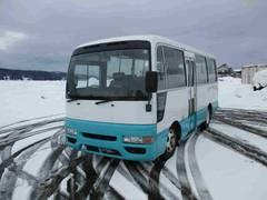 新潟県の中古車ならシビリアンバス 26人乗り AT 4200D 自動ドア