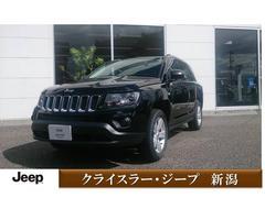 新潟県の中古車ならクライスラージープ コンパス スポーツ 4WD