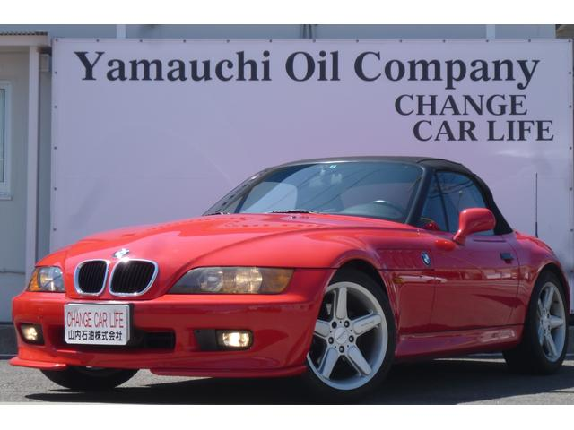 BMW Z3ロードスター ベースグレード (検29.5)