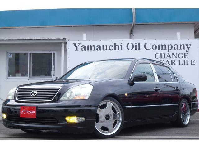 トヨタ セルシオ B仕様 eRバージョン (車検整備付)