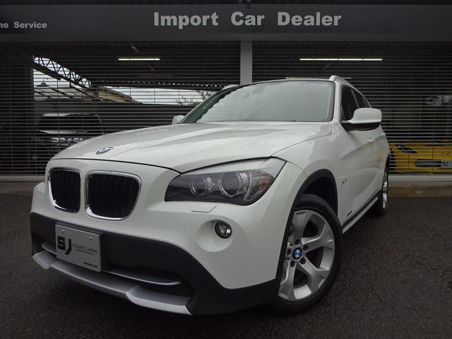 BMW X1 sDrive 18i 純正I−DRIVE(HDDナビ...