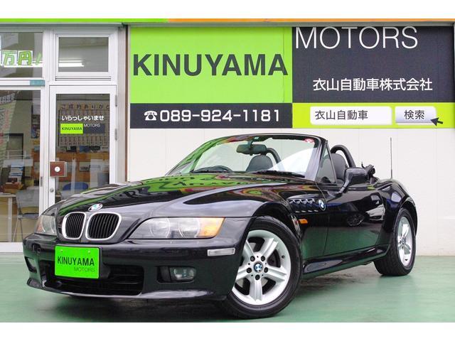 BMW Z3ロードスター 2.2i 最終モデル マニュアルモード付...