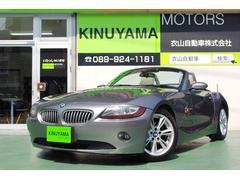 BMW Z43.0i 電動オープン SMG ベージュ本革シート