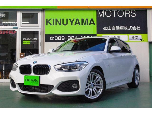 BMW 1シリーズ 118i Mスポーツ ワンオーナー 禁煙車 i...