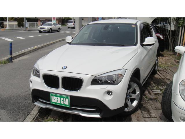 BMW X1 sDrive 18i HDDナビ バックカメラ (検...