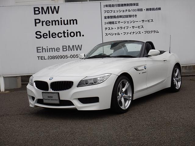 BMW Z4 sDrive20i Mスポーツ ブラックレザー (検...