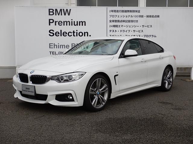 BMW 4シリーズ 420iグランクーペ Mスポーツ レザー 19...