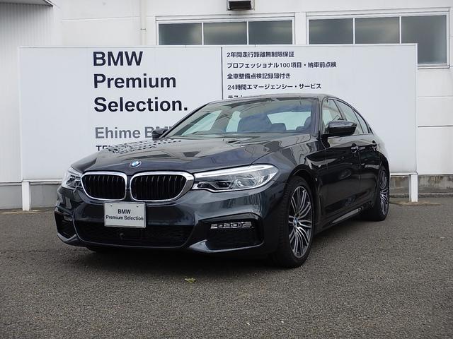 BMW 5シリーズ 523d Mスポーツ 弊社社有車 (検32.5)
