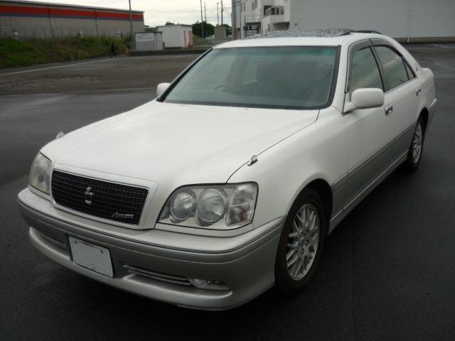 toyota crown 2001 2.5