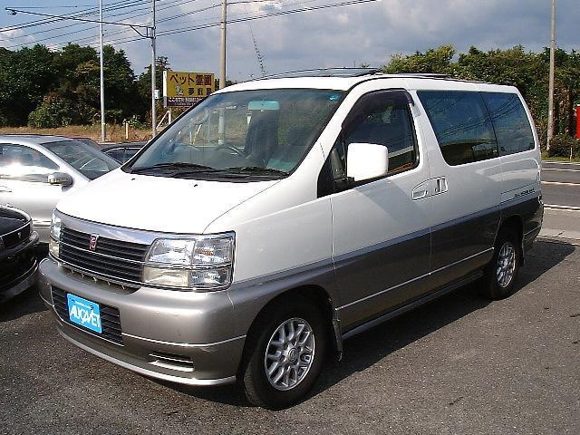 日産 V Wサンルーフ 4WD