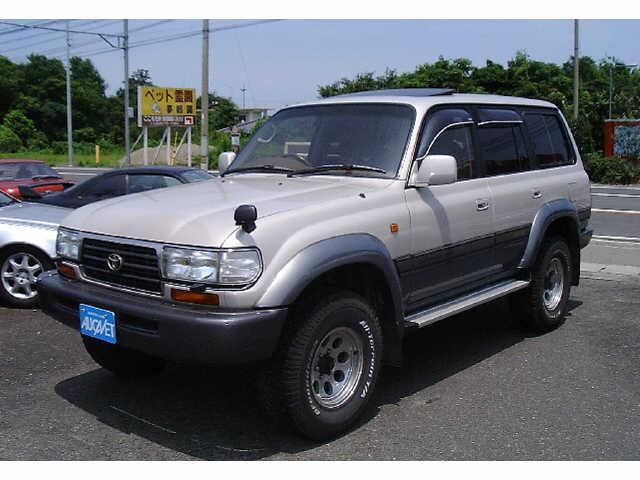 トヨタ VXリミテッド 4WD