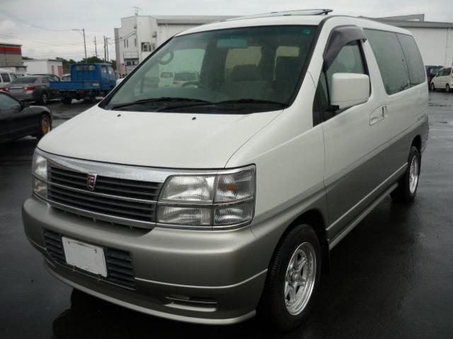日産 V 4WD