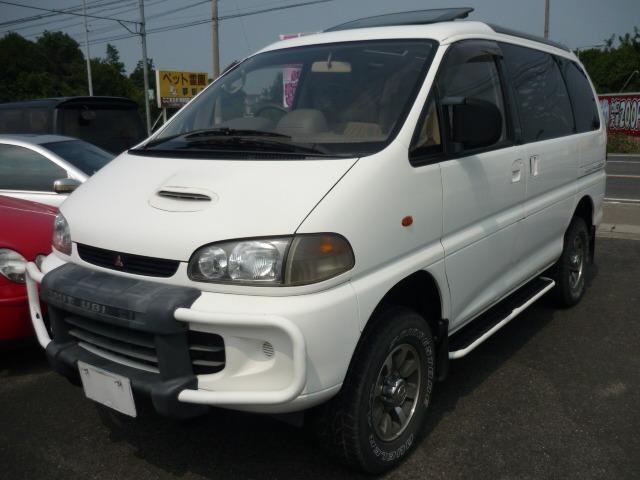 三菱 エクシードII CR 4WD