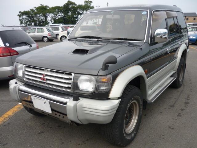 三菱 ワイド XR-II 4WD
