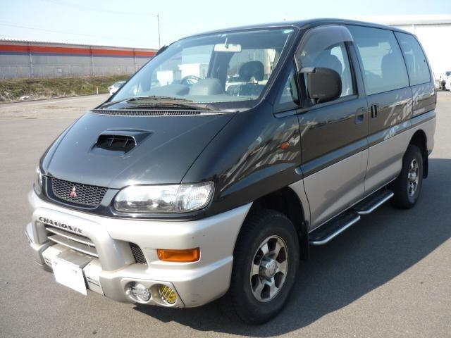 三菱 シャモニーハイルーフ 4WD