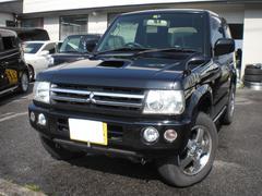 パジェロミニアクティブフィールドエディション4WD