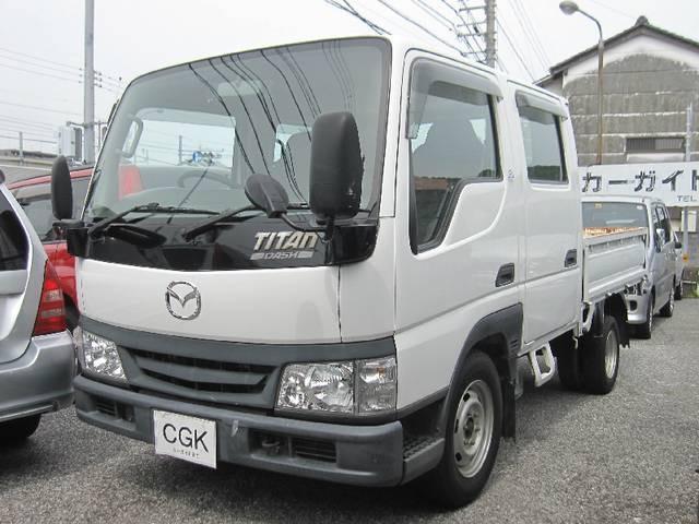 マツダ タイタンダッシュ WキャブワイドローDX 5速MT ガソリ...