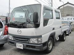 タイタンダッシュWキャブワイドローDX 5速MT ガソリン車