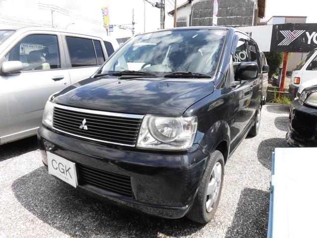 三菱 eKワゴン M コラムオーオマ (車検整備付)