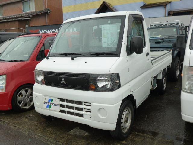 三菱 ミニキャブトラック 4WD 5MT (車検整備付)