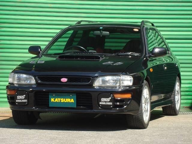 スバル インプレッサスポーツワゴン WRX STiバージョンIV ...