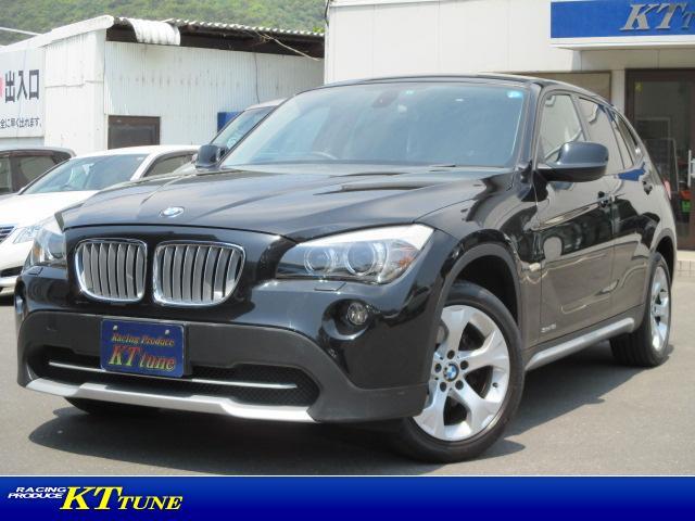 bmw x1 s drive 18i 2010 black 27 400 km details. Black Bedroom Furniture Sets. Home Design Ideas
