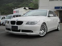BMW530iハイラインパッケージ 社外19AW ローダウン