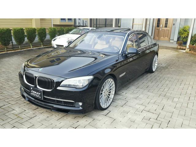 BMW 7シリーズ 750Li ロングボディ ハーマン21インチ ...