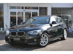 BMW116i Mスポーツ  ドライビングアシストPKG