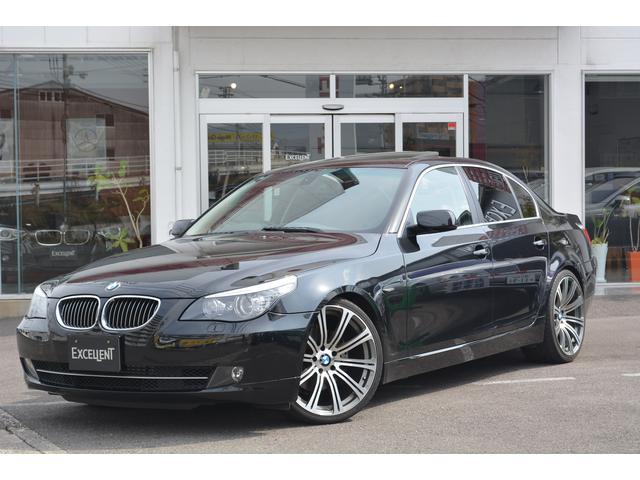 BMW 5シリーズ 530iハイライン サンルーフ 20インチアル...