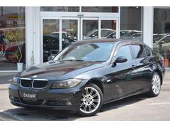 BMW320i ハイラインパッケージ 黒革 17アルミ